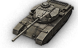 FV4202(105) - средний танк