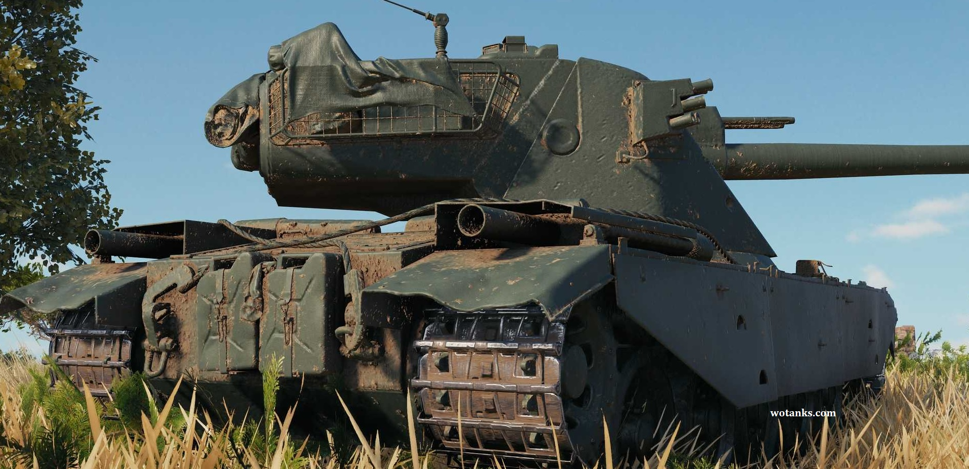 EMIL 1951 в World of Tanks 1.3