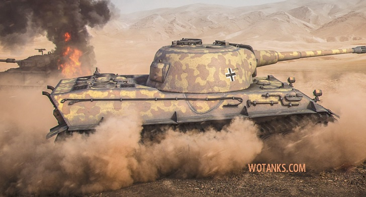 Качество графики в World of Tanks